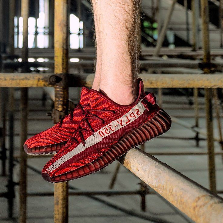 Adidas Yeezy Boost 350V2 Real Boost Wine Red #yeezyboost350v2  #yeezyboost350 #yeezy350v2 #yeezy350