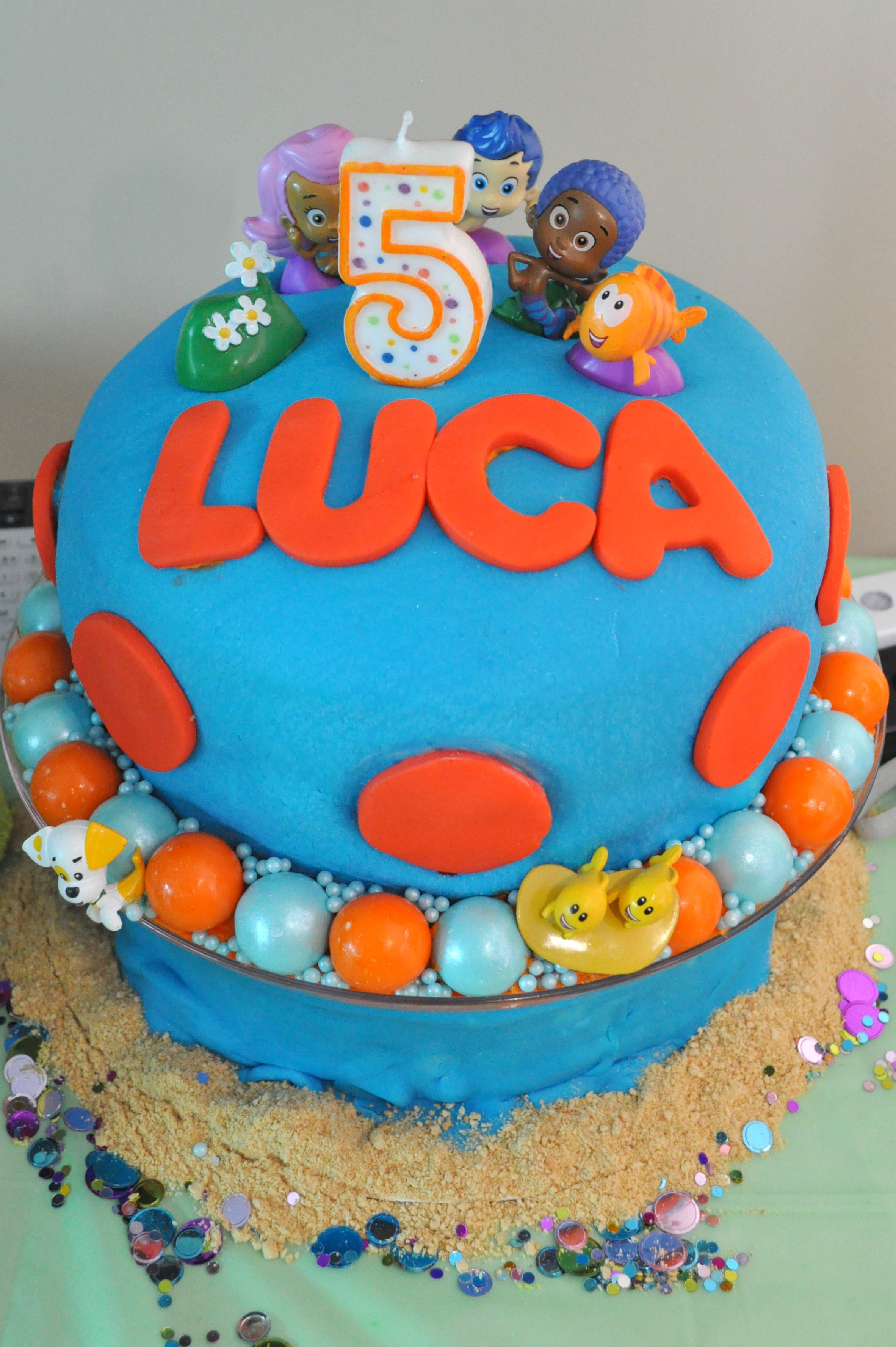 28+ Bubble guppies cake design ideas in 2021