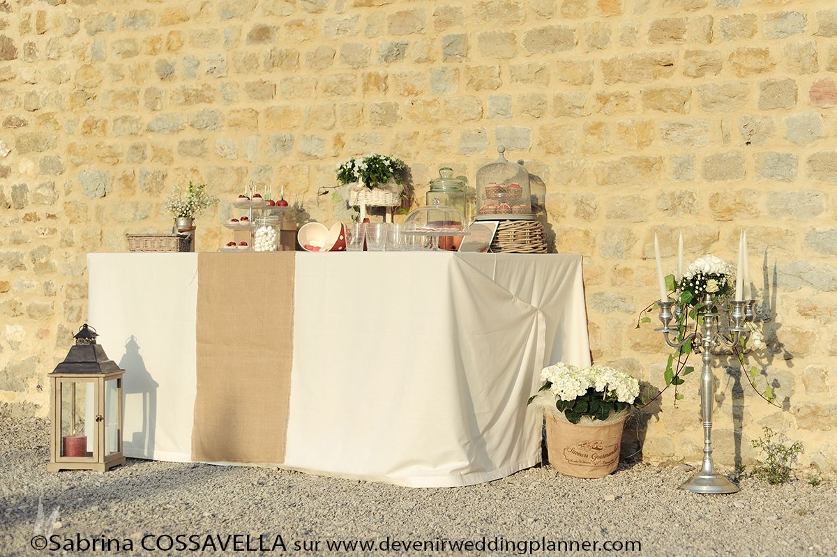 Mariage champ tre d co table pinterest mariage for Deco de table champetre