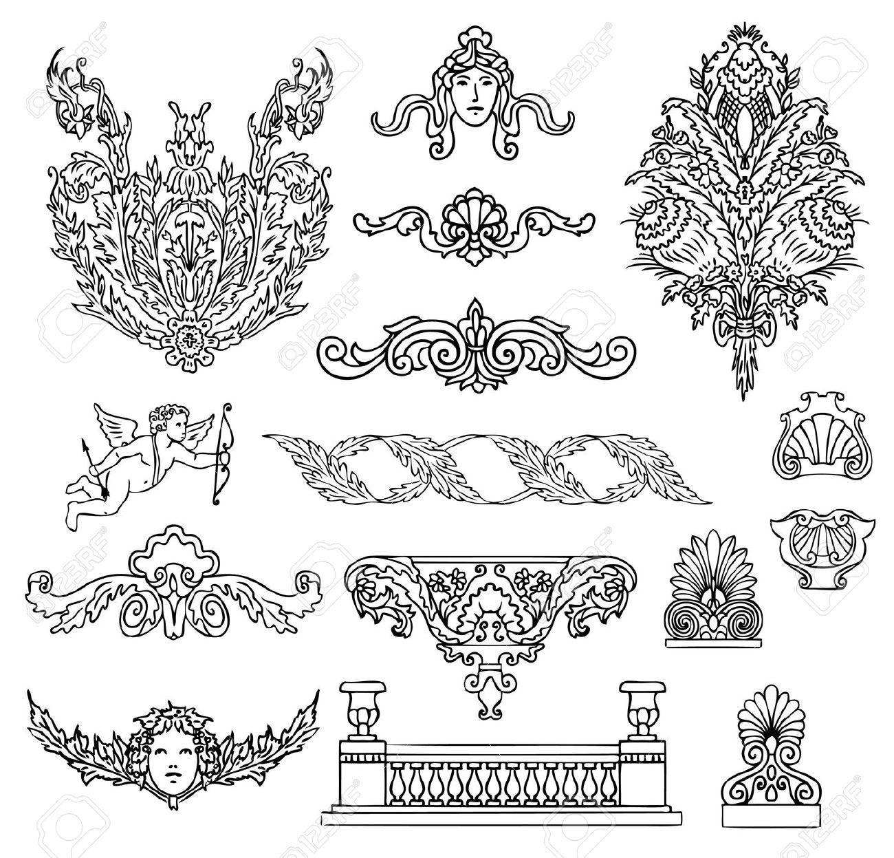 Baroque Ornamentation Terminology