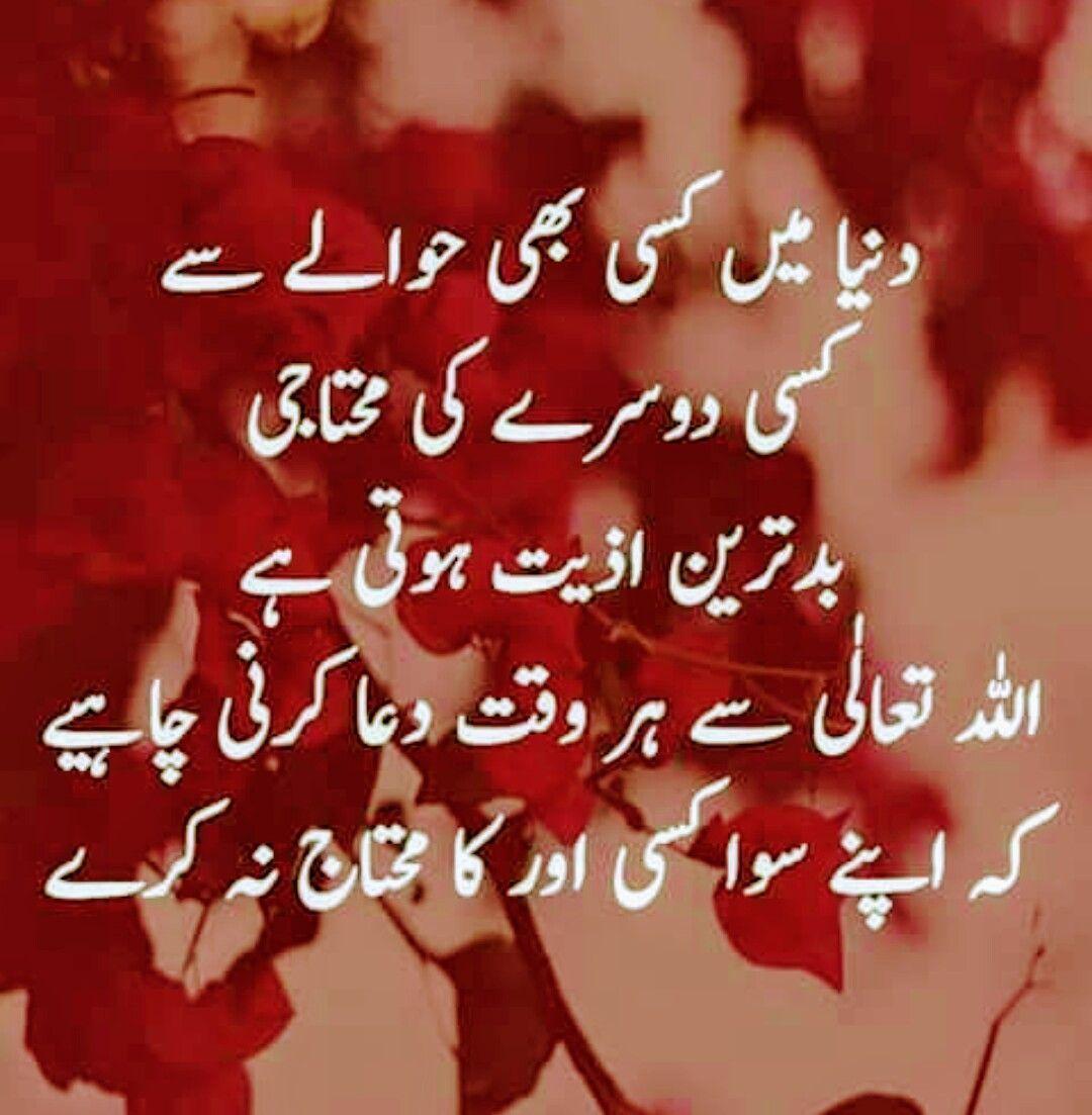 Beshak Aameen Urdu QuotesIslamic QuotesLife