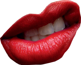 Download Png Image Red Lips Png Image Lips Hot Lips Red Lips