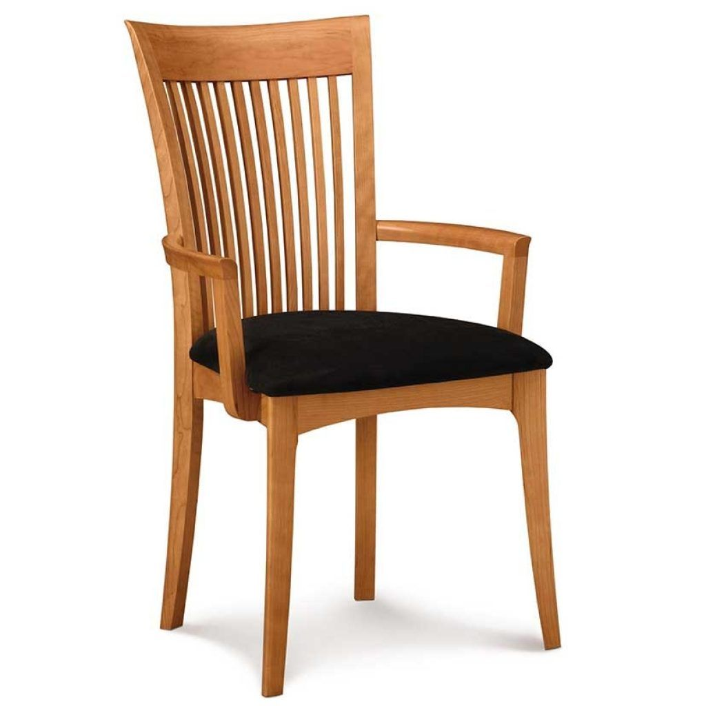 Wood Dining Room Chairs With Arms