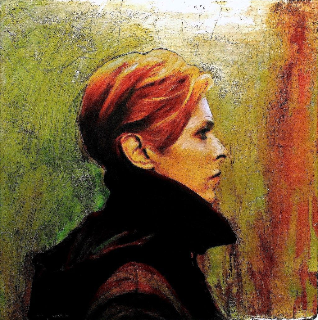 PopGrotto   -Low--Bowie-   David Bowie Album Art   by Xany #lowalbum PopGrotto   -Low--Bowie-   David Bowie Album Art   by Xany #lowalbum