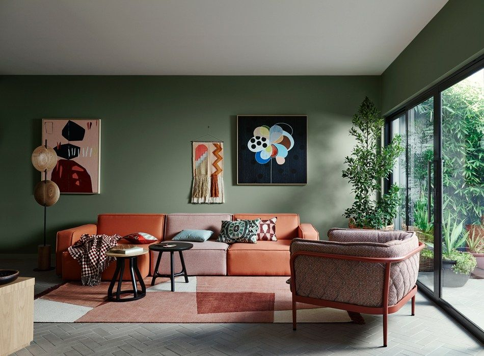 10 Living Room Colour Schemes You Need to Try This Year