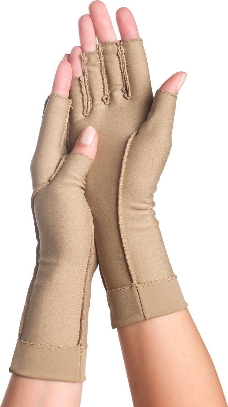 Fingerless gloves isotoner - Isotoner Fingerless Gloves Isotoner S Fingerless Gloves Help Support And Warm Arthritic Hands