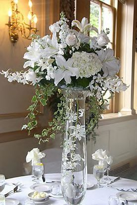 reception flowers how to adorn your wedding venue using some wedding reception