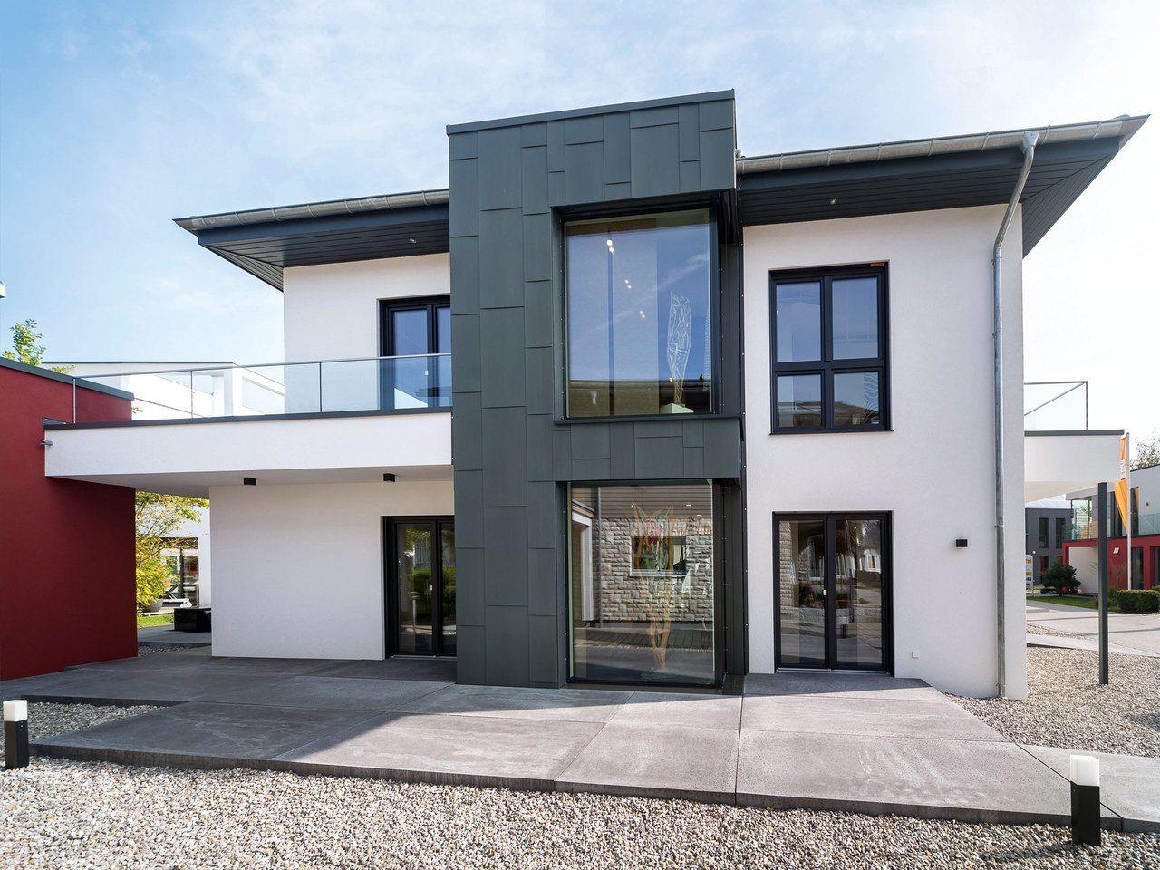 Musterhaus modern walmdach  17 besten Stadtvilla Bilder auf Pinterest | Stadtvilla ...