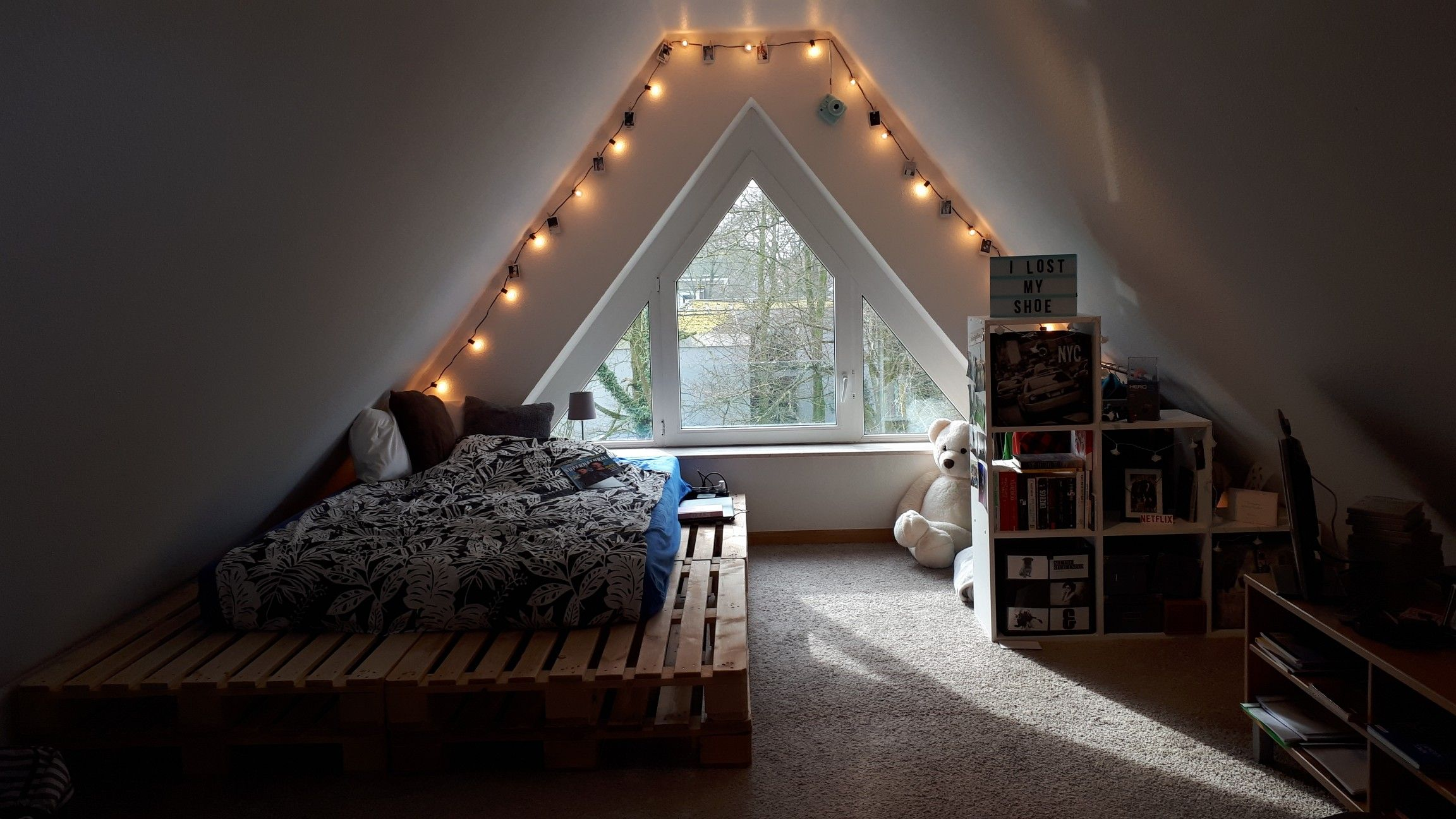 Tumblr Room Idea Dachschräge   Tumblr zimmer ...