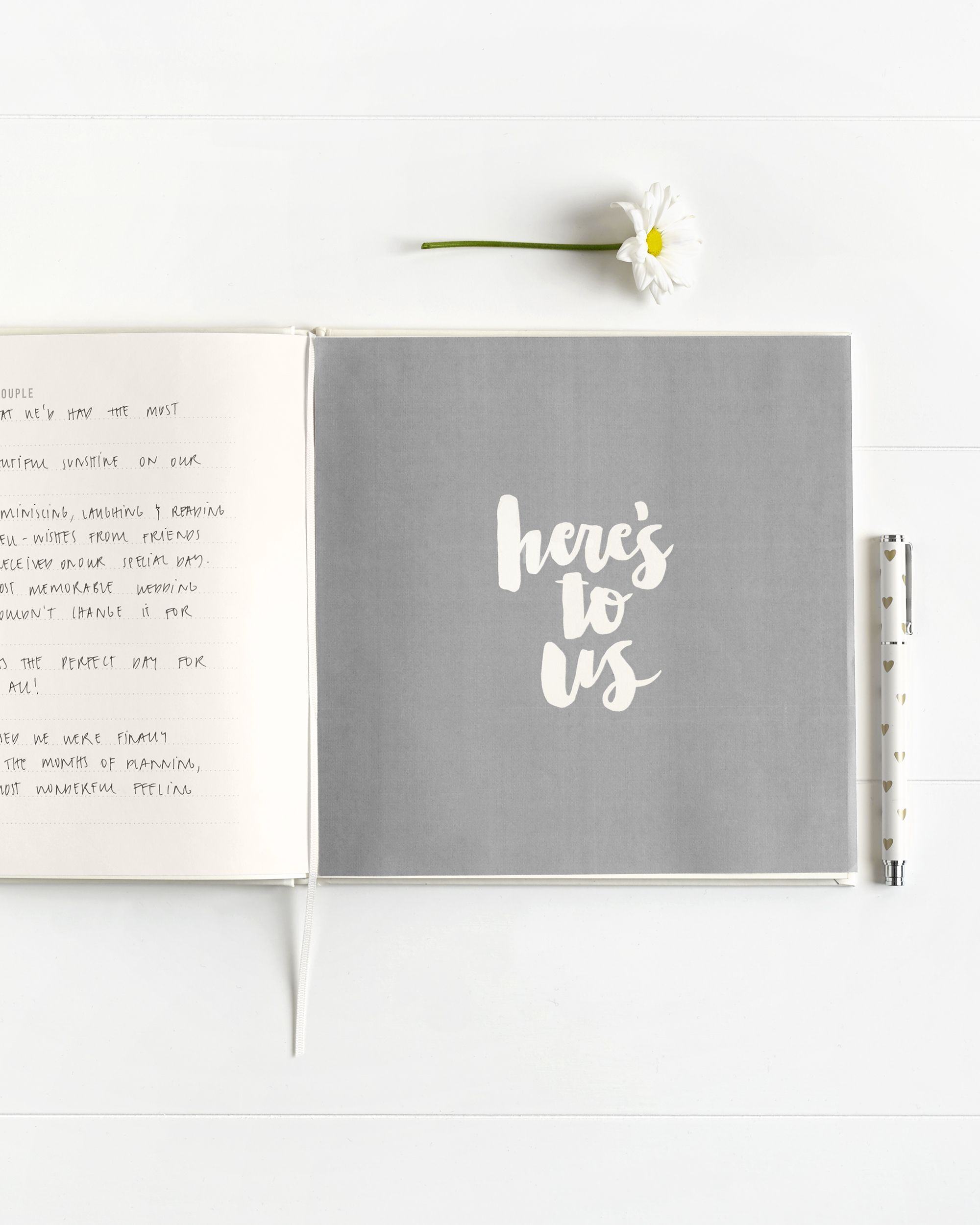 Capture Your Wedding Memories With This Beautiful Our Story Memory Book Planning Pinterest Organiser Weddings And Perfect