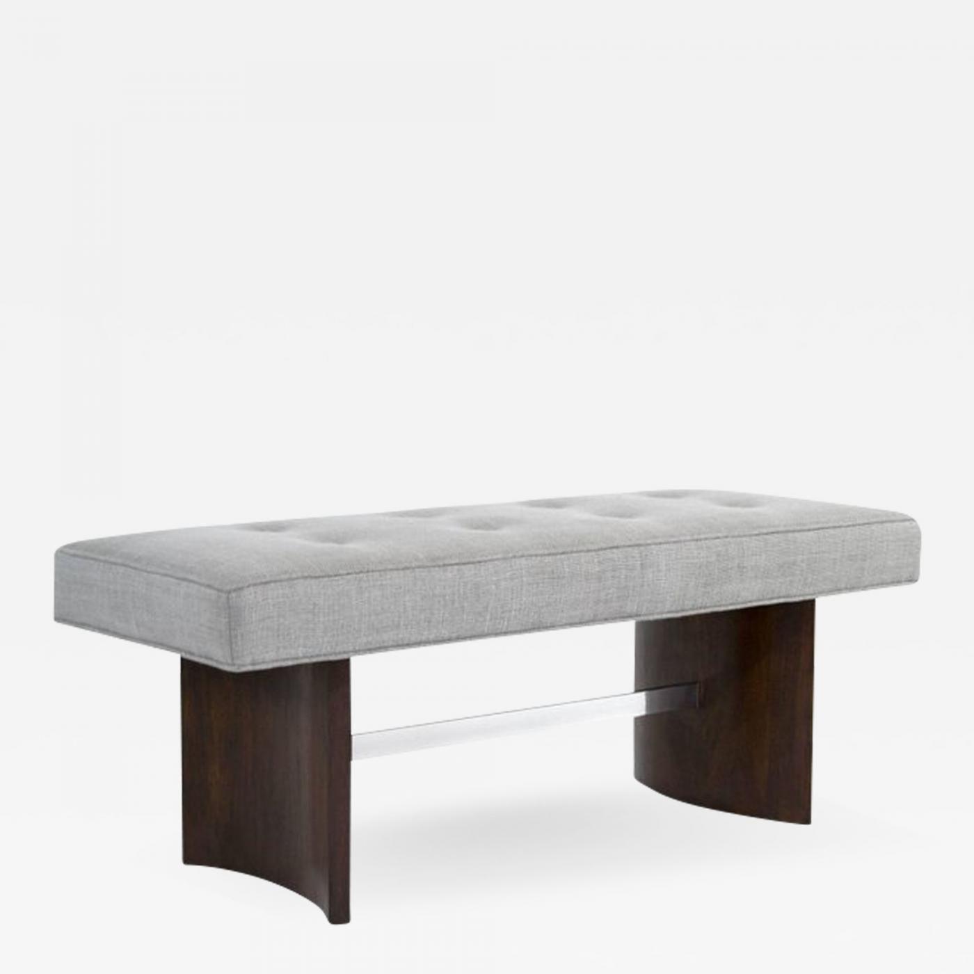 Vladimir Kagan Vladimir Kagan Radius Bench Offered By Stamford Modern On Incollect Bench Furniture Modern Furniture