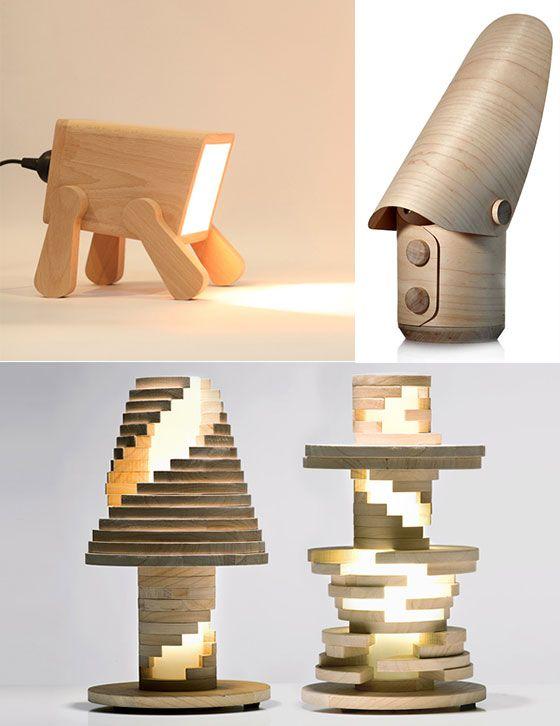 Cool Wood Designs