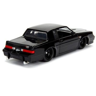 Dom s Buick Grand National Black