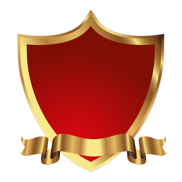 Golden Badge Vector Png Qualification Badge Png Transparent Clipart Image And Psd File For Free Download Design Studio Logo Shield Graphic Design Background Templates