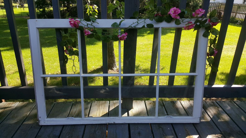 8 Pane Window Frame Wood Window Frame Glass Pane 8 Pane Seating Chart Anniversary