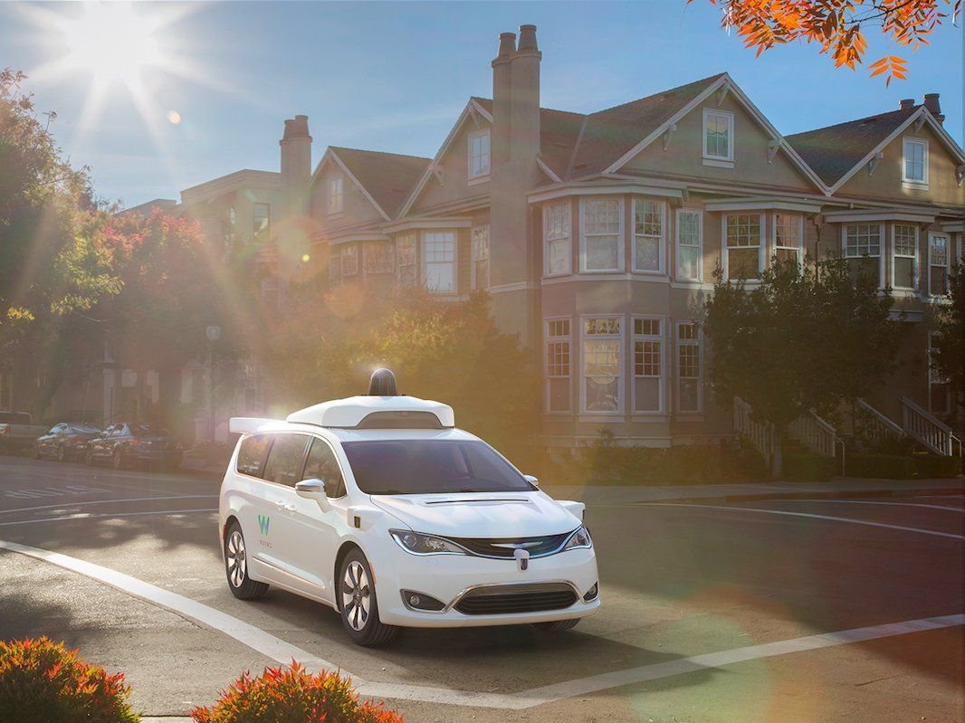 Waymo's self-driving cars are performing way better (GOOG GOOGL)