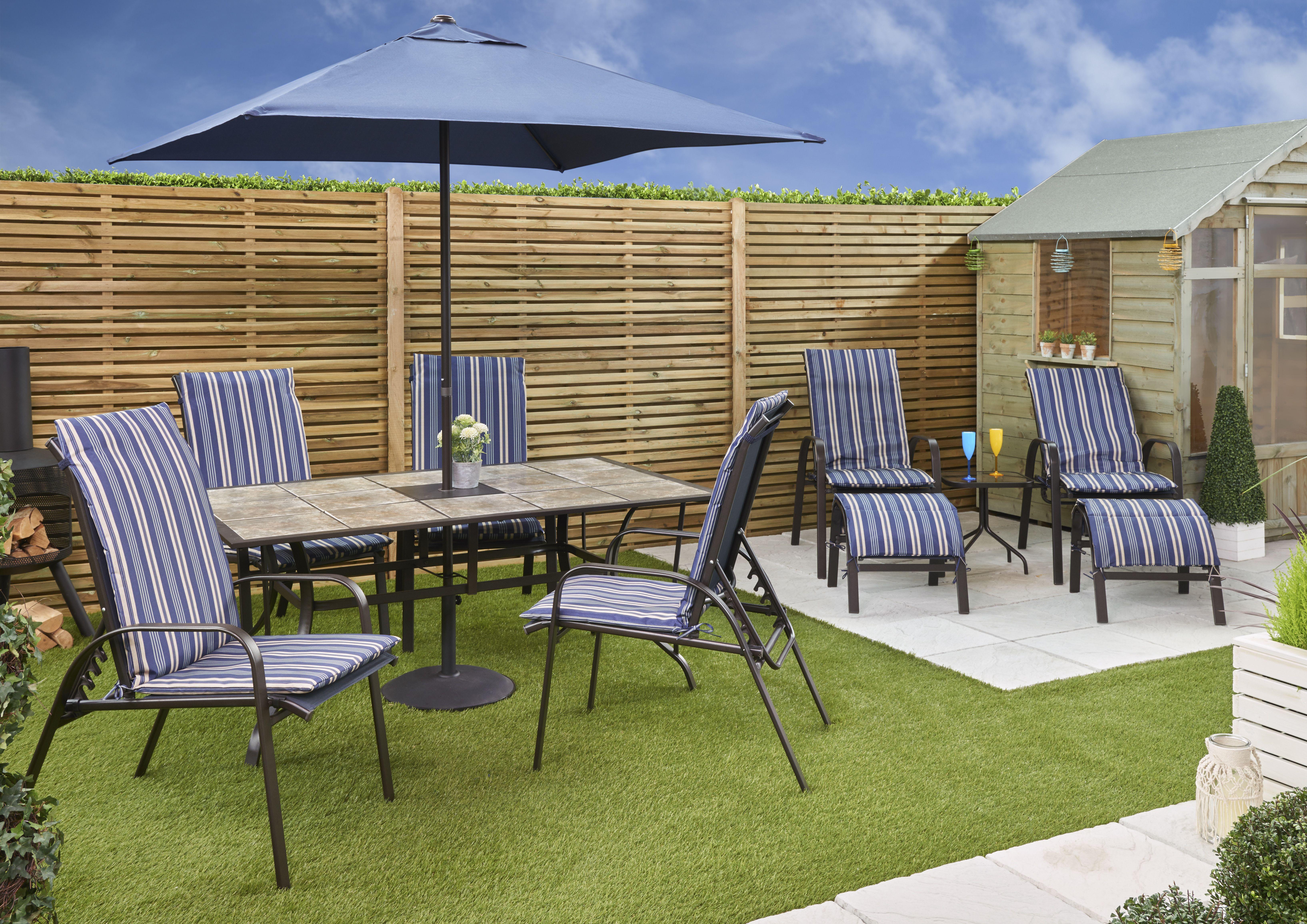 The Range Garden Furniture in 9  Patio, The range garden