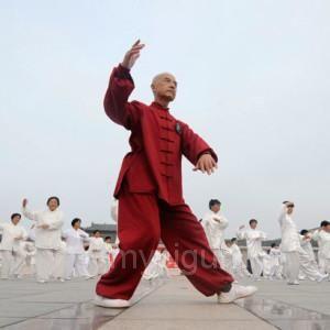 Внутренние силы человека - 8 видео упражнений Цигун