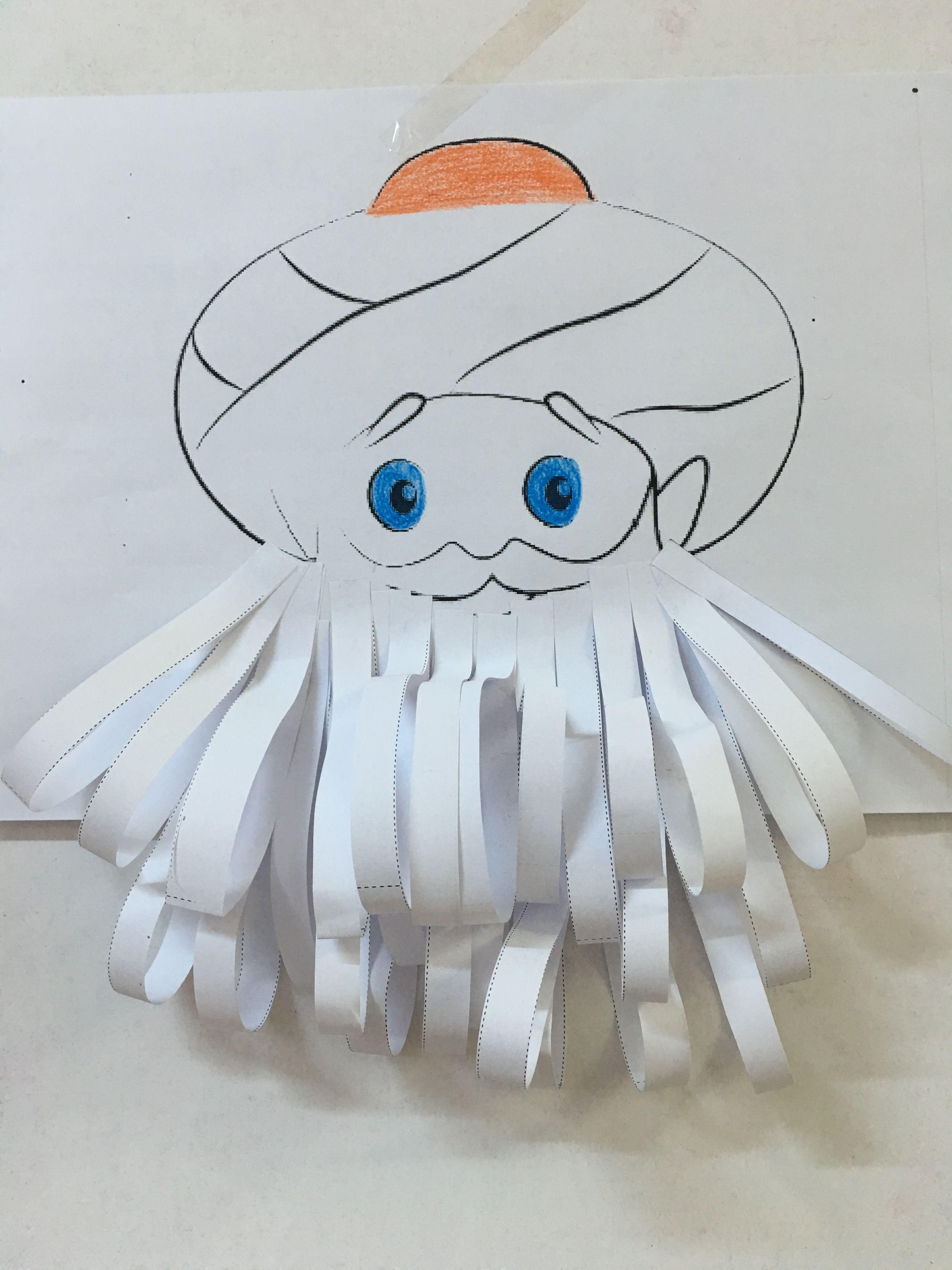 Fun Crafts Rei Ramadan Quilling Natal Activities Preschool Paper