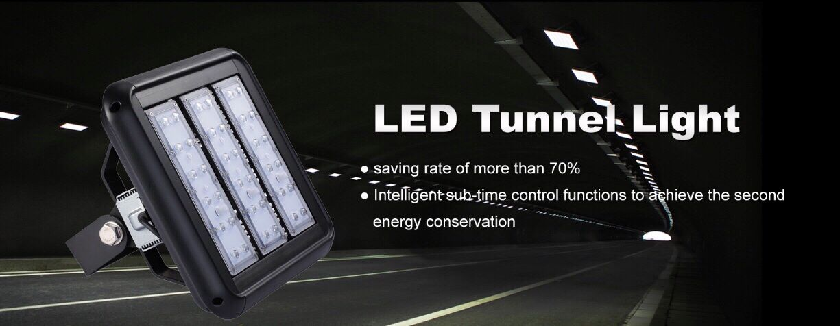 LED tunnel light from Sparkoe.Protection grade IP66