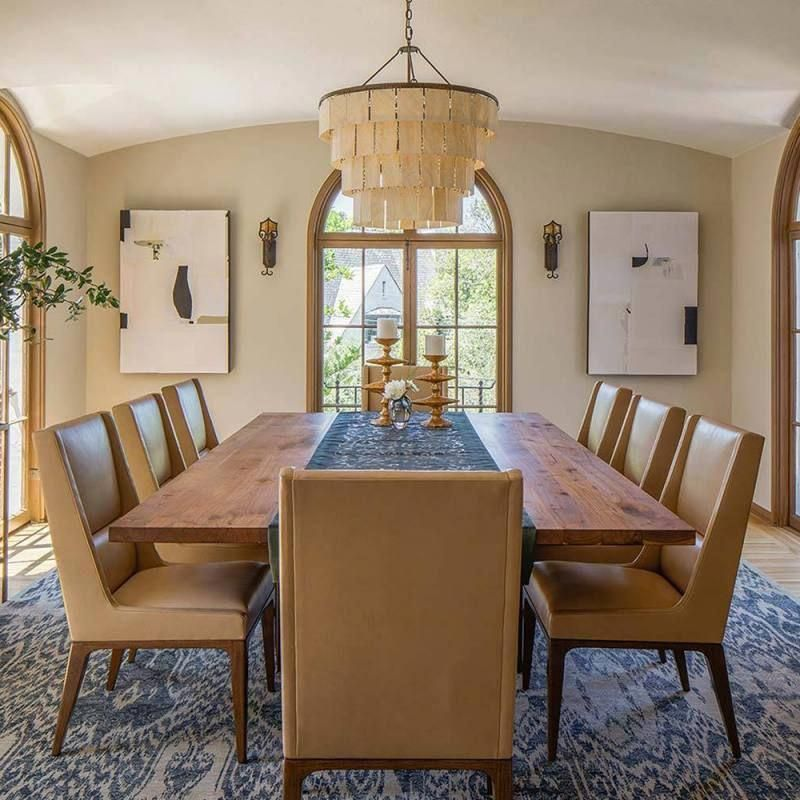 16 Absolutely Gorgeous Mediterranean Dining Room Designs: Your Eating Area Should Be Realistic, But That Does Not