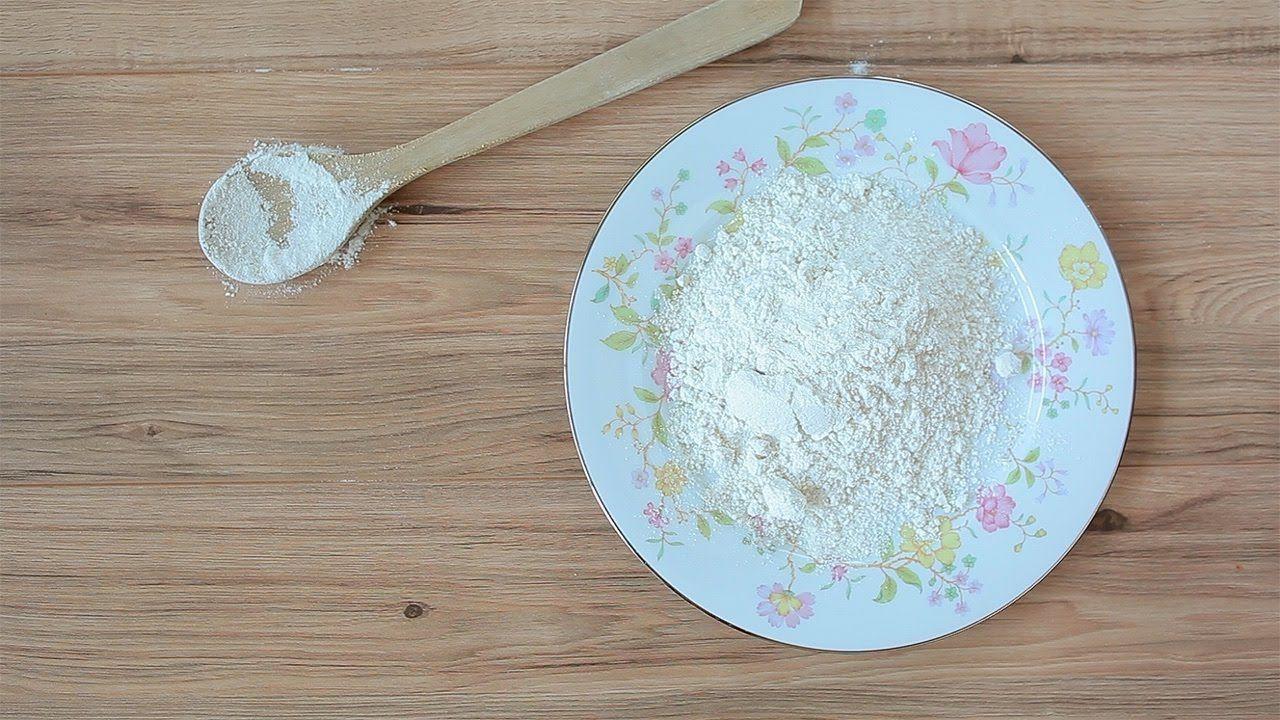 Cómo hacer una mezcla de harina sin gluten con arrurruz