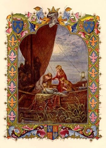 Sangorski, Alberto (1862 - 1932) Source: the Robbins Library Digital Project