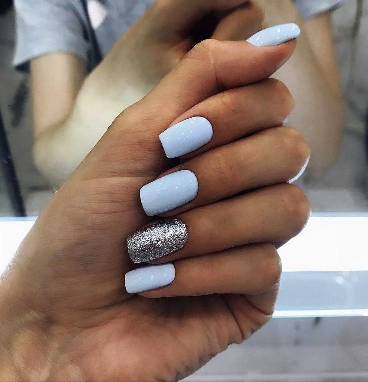 beautiful colorful nail design ideas for spring nails 2018 - blog -  80+ beautiful colorful nail de