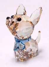 Oscar The Chihuahua Puppy Dog Crystal Lovlots 2015 Swarovski