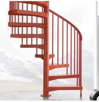 Escalier Colimacon Techne Linear Escalier En Kit Escalier Escalier En Colimacon
