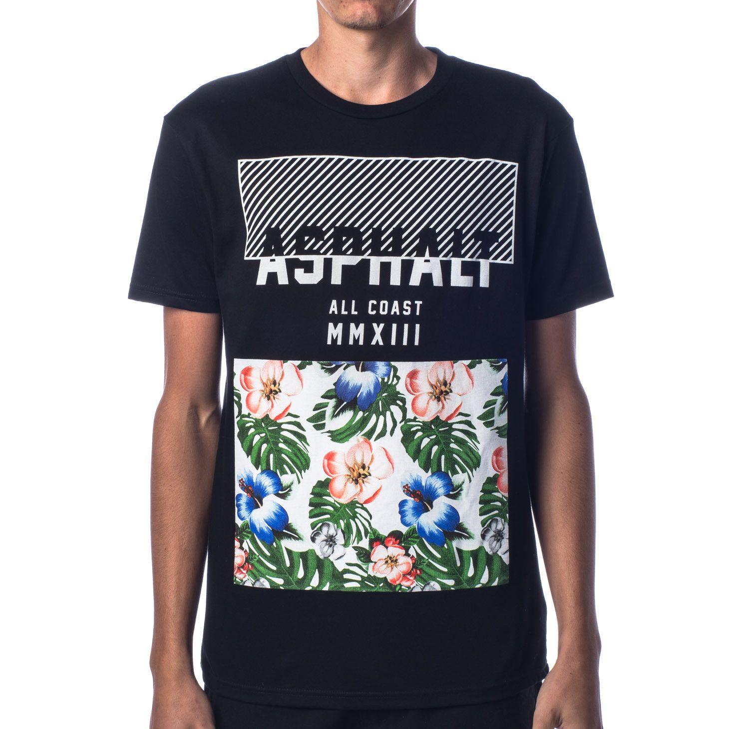 ALL COAST TEE – Asphalt Yacht Club   Camiseta   Pinterest b29663b671