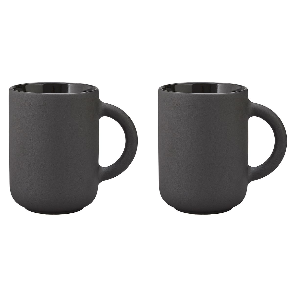 Stelton S Theo Tea Mugs Combine Scandinavian Design With Asian Influences In A Sophisticated Way Designed By Francis Cayouette Th Mugs Stoneware Mugs Stelton