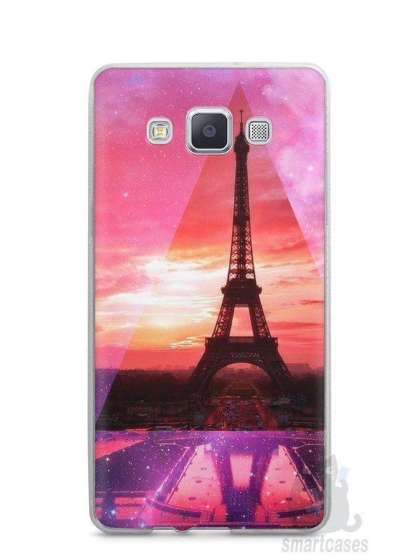 Capa Samsung A5 Torre Eiffel #2 - SmartCases - Acessórios para celulares e tablets :)