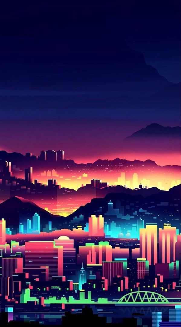 Hd Phone Wallpaper Wallpaper Iphone Neon City Wallpaper Galaxy Wallpaper