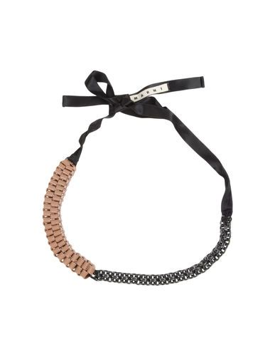 Marni Women - Jewelry - Necklace Marni on YOOX