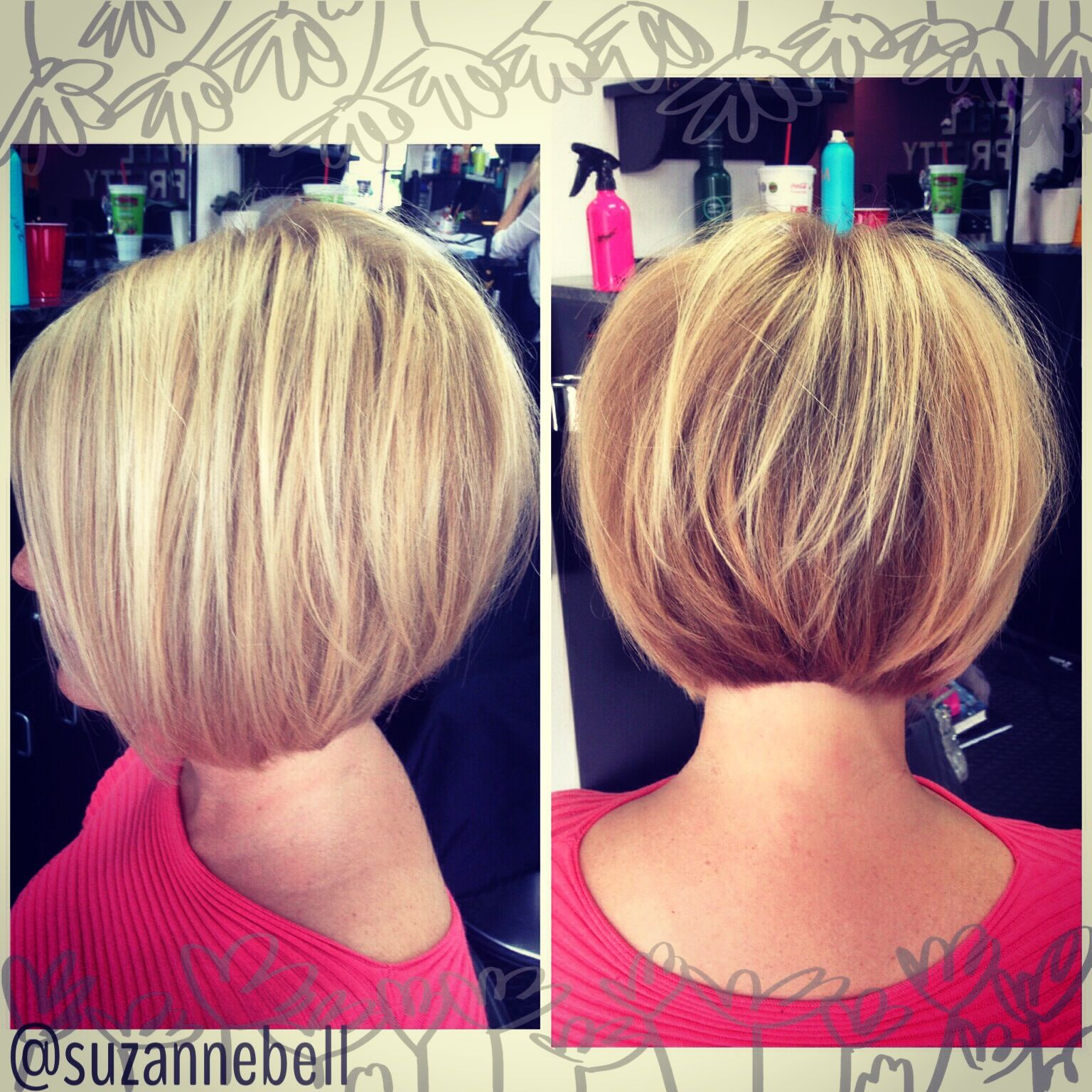 Stacked bob hairstyles pinterest stacked bobs bobs and hair style