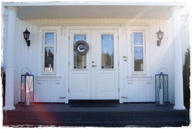 Notre de maison: I et hvitt hus ...