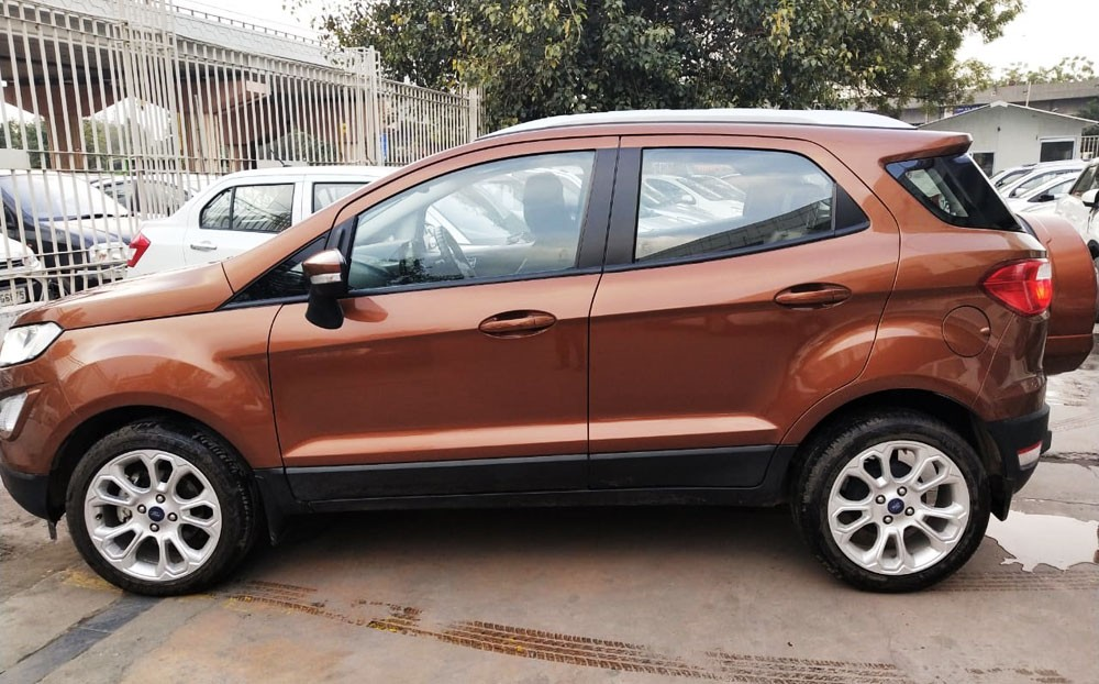 Buy Second Hand Ford Ecosport At Best Price In Delhi Ncr Ford Ecosport Used Ford Certified Used Cars