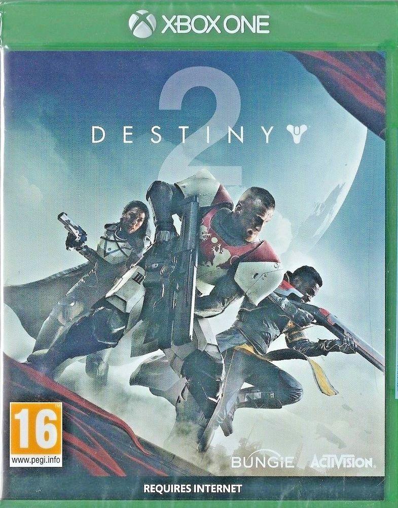 Destiny 2 Microsoft Xbox One (NEW) Xbox one, Destiny 2