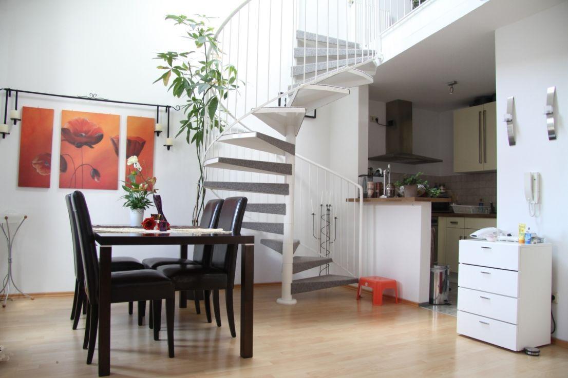 Augsburg - #Wohnungssuche - 2 Zimmer Maisonette Wohnung ab 01.03. zu ...
