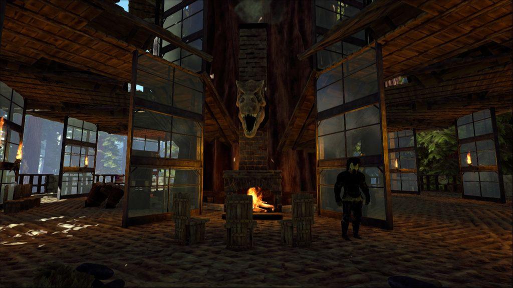 Steam Community Treehouse Ark Survival Evolved Bases Ark