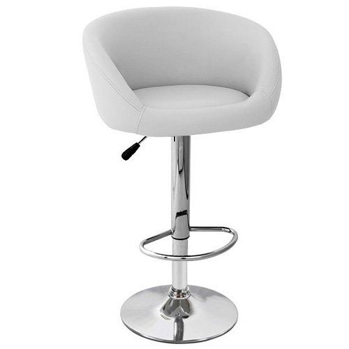 Sasha Contemporary Adjustable Barstool By Modern Home 89 95 5