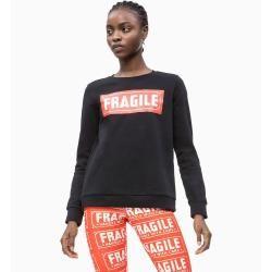 Photo of Outlet – Calvin Klein Sweatshirt mit Print S Calvin KleinCalvin Klein