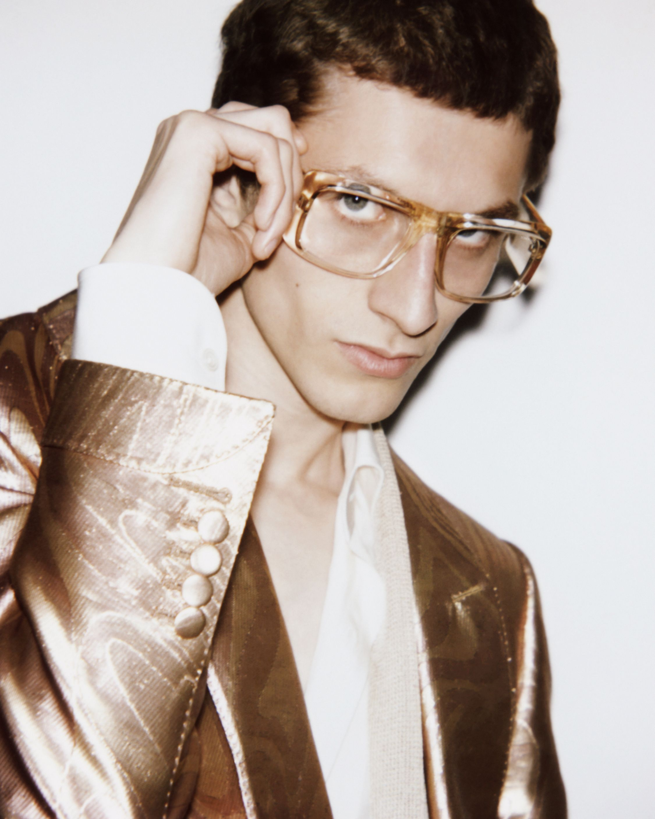 Explore The Tom Ford Men S Ss19 Collection Photographed