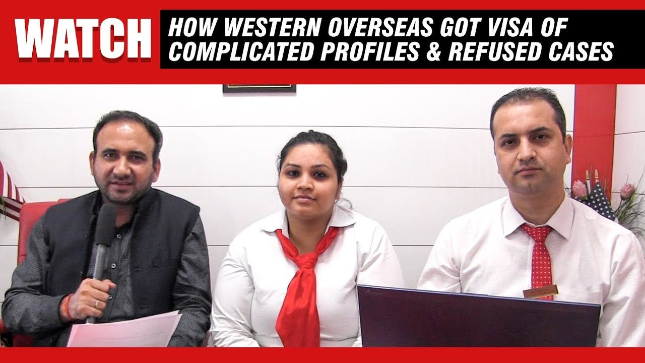 How to get Visa for Complicated Profiles & Refused Cases