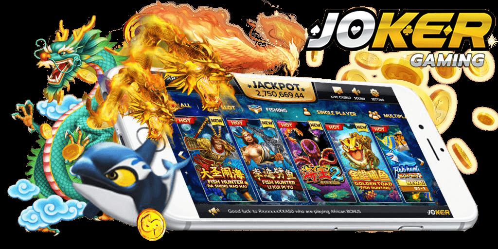 slots joker เกมสล็อตออนไลน์ สุดยอดเกมที่เป็นมากกว่าเกม