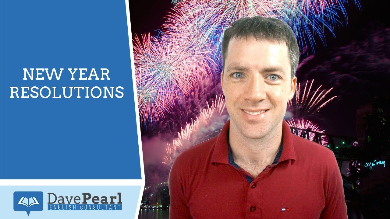 [English Conversation Topics]   In this video of the English Conversation Topics series, I will take you through a common English conversation about New Year resolutions.  Click here to watch the video: >> http://learningenglishessentials.com/english-conversation-topics-new-year-resolutions/ <<  Enjoy the video.   #Englishconversations #learnEnglish