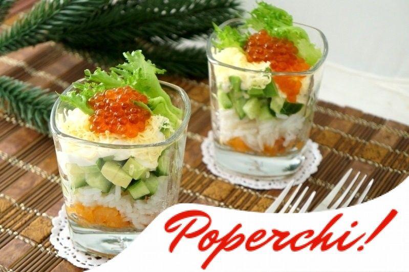Новые, оригинальные и вкусные салаты на Новый год: 3 ...