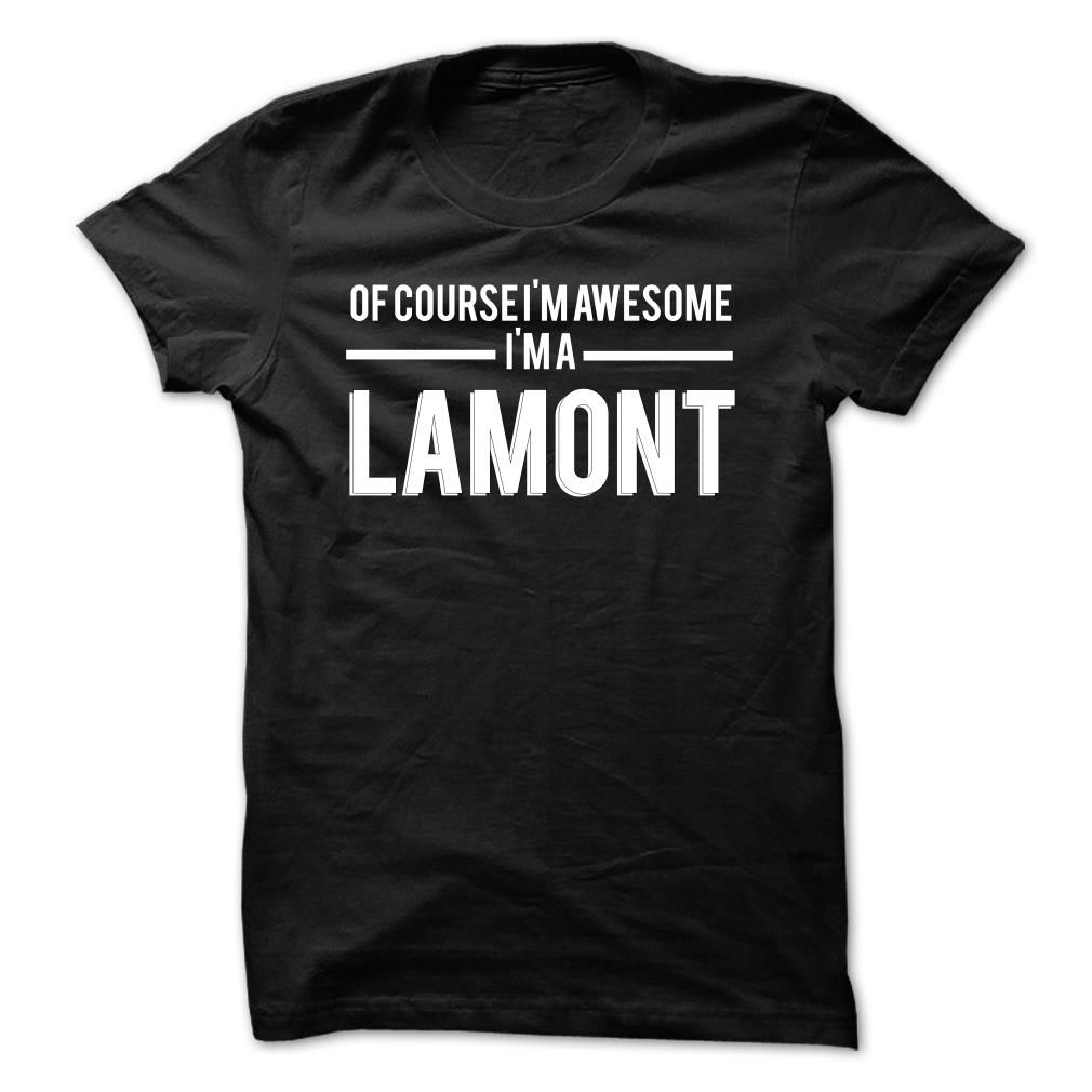 (Greatest Worth) Team Lamont - Limited Edition - Gross sales...