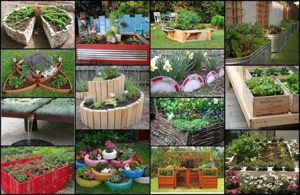 20 Unique Fun Raised Garden Bed Ideas Unique Raised Garden Beds Inexpensive Raised Garden Beds Backyard Raised Garden